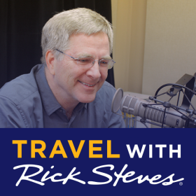 Travel with Rick Steves Cover Art