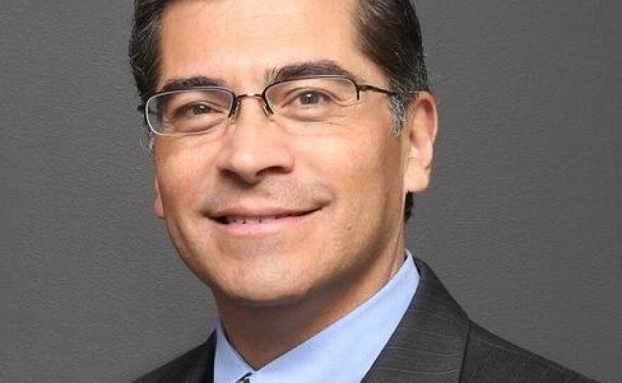 California attorney general nominee Xavier Becerra.