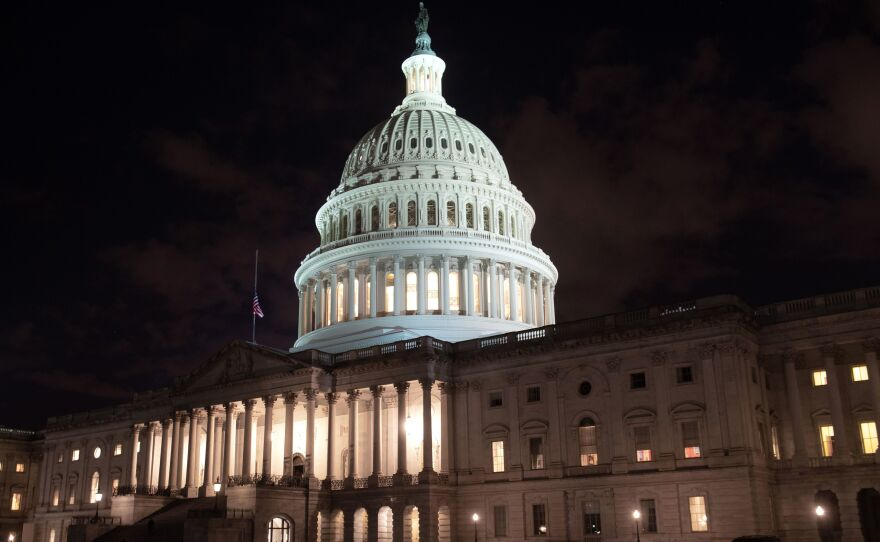 The House and Senate convened at noon Saturday, but no votes were scheduled and many lawmakers have already left town.