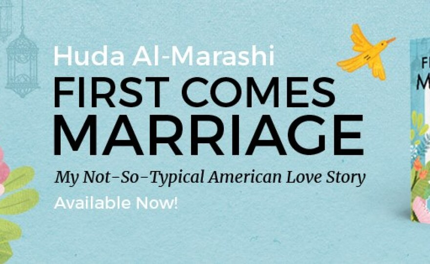 """Huda Al-Marashi, author of First Comes Marriage,"""" will be one of the panelists at Centering the Margins on Saturday."""