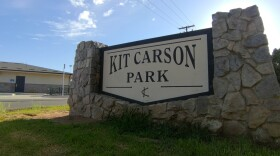 Kit Carson Park in Escondido pictured in this photo taken July 21, 2021.
