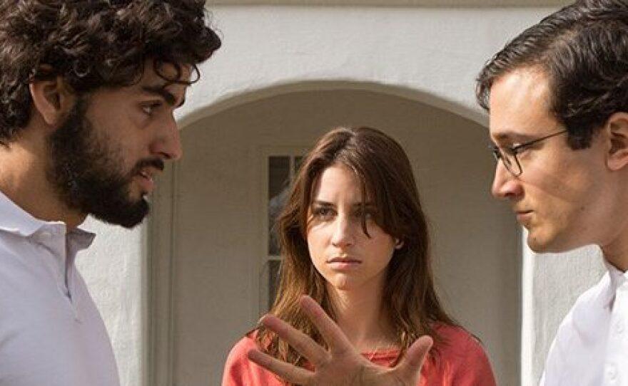 """""""Pecado Original"""" serves up a smart, sexy romantic comedy of manners."""
