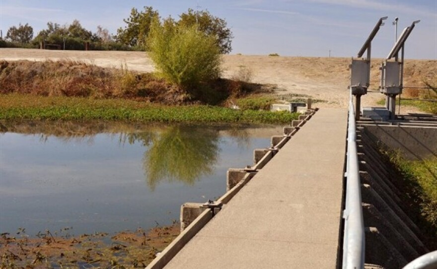 Sack Dam is sinking 6 inches a year due to subsidence.