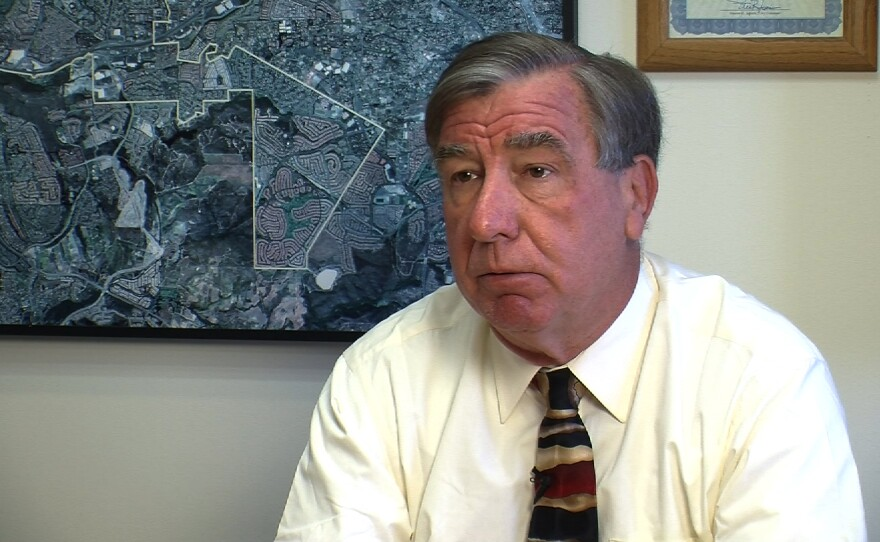 Oceanside City Councilman Jerry Kern is pictured in this undated photo.
