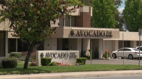 Pictured above is Avocado Post Acute in El Cajon, May 29, 2020.