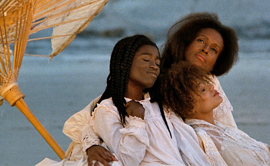 """Julie Dash's """"Daughters of the Dust"""" (1991) is noteworthy as the first full-length film directed by an African-American woman to obtain general theatrical release in the United States."""