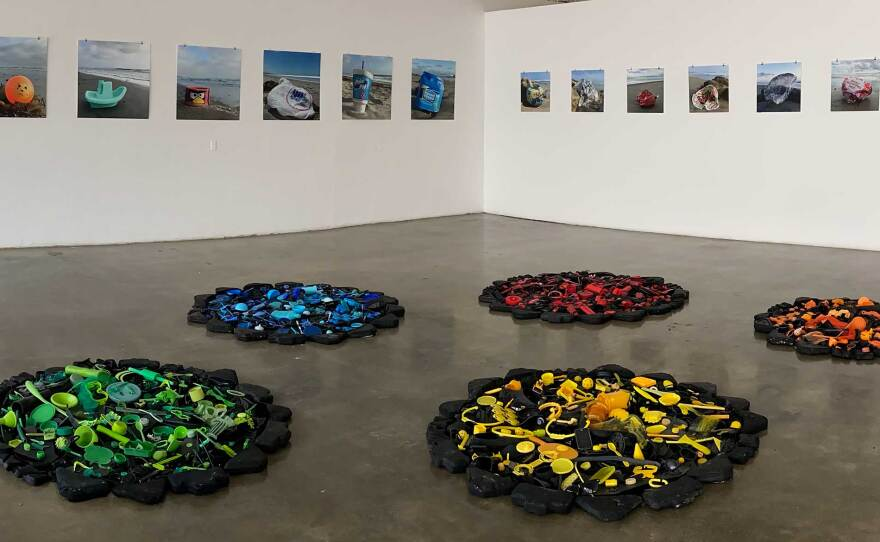 """Janis Jones' exhibition, """"Into The Current"""" opens at The Hill Street Country Club on Aug. 28, 2021."""