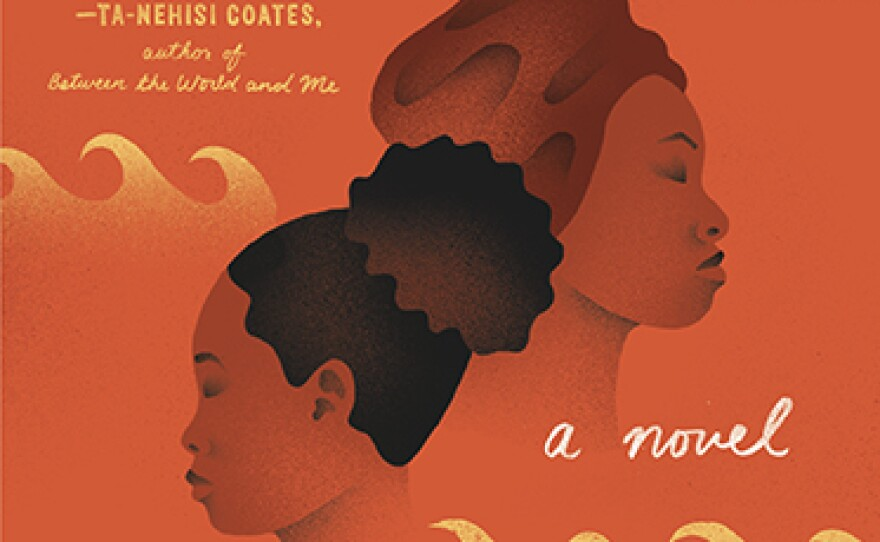 The book cover for the paperback edition of 'Homegoing' by Yaa Gyasi, published May 2, 2017.