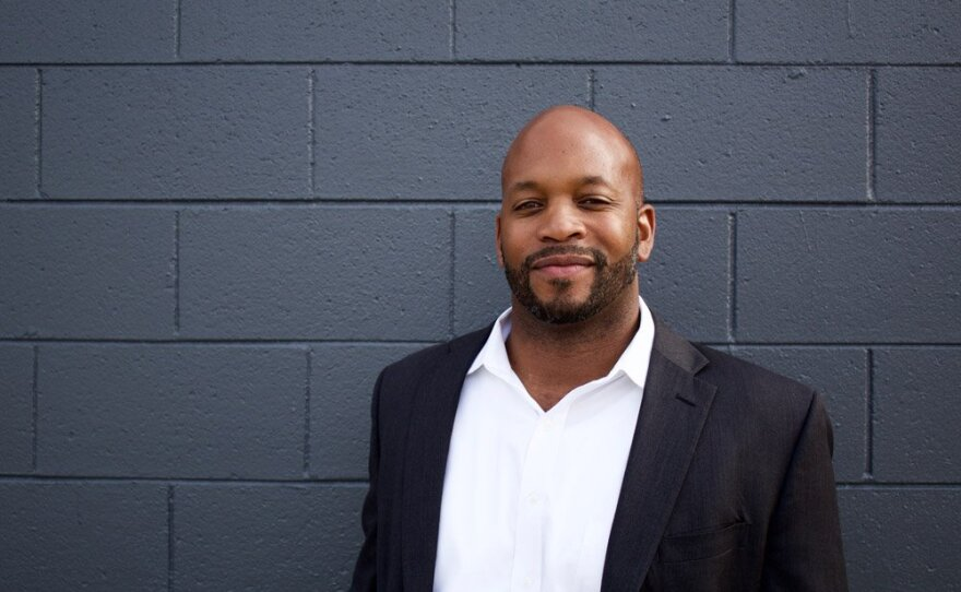 Omar Passons, a candidate to represent District 4 on the San Diego County Board of Supervisors, is pictured in this undated photo.
