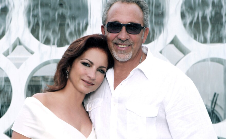 Gloria and Emilio Estefan, the 2019 recipients of The Library of Congress Gershwin Prize for Popular Song.