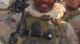 Army Sgt. 1st Class Samuel C. Hairston