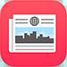 Apple News Application Icon