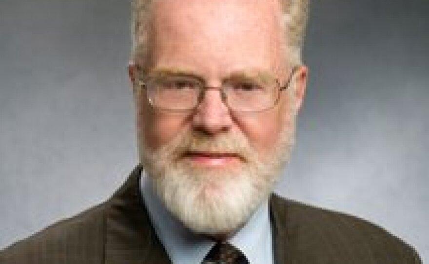 President Stephen L. Weber, the seventh president of San Diego State University.