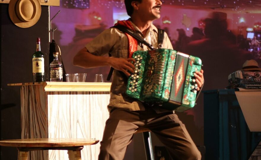 "Nicolas Valdez' ""Conjunto Blues"" is a part of San Diego Rep's Latinx New Play Festival."
