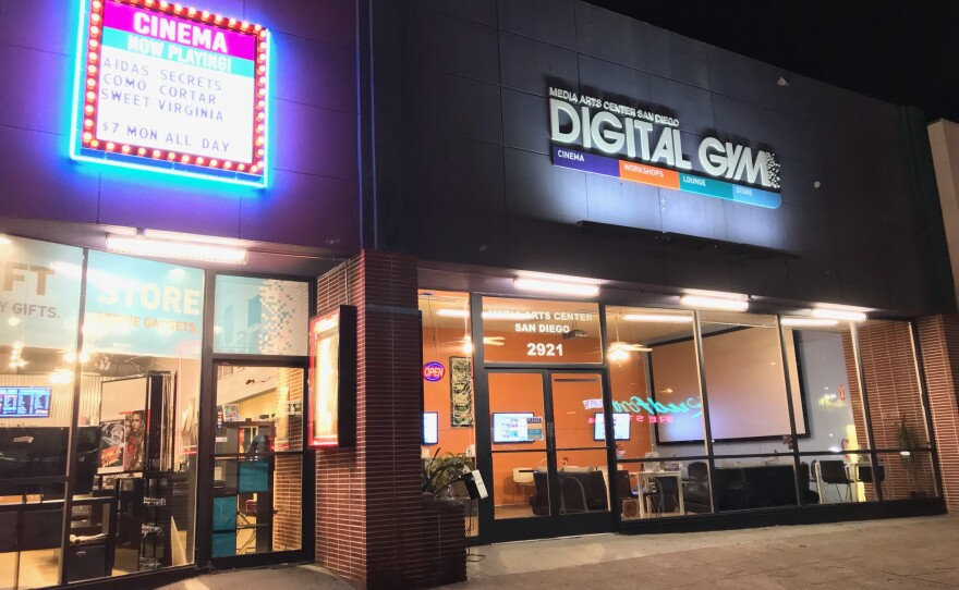 Digital Gym Cinema on El Cajon Boulevard officially closed its doors at the end of August.