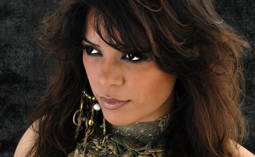 Singer Yasmin Levy performs in the ancient Ladino language, which she learned from her mother in Israel.