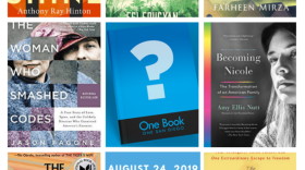 2019 One Book Finalists