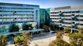 The Kaiser Permanente San Diego Medical Center pictured in this undated rendering.