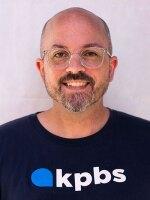 Bennett Lacy, KPBS Evening Edition producer