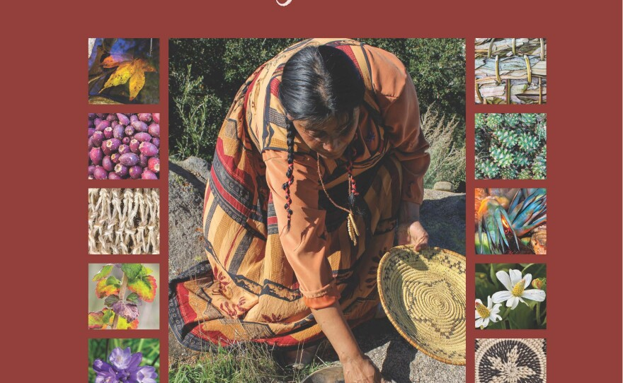 """The cover of """"Kumeyaay Ethnobotany: Shared Heritage of the Californias"""" is pictured."""