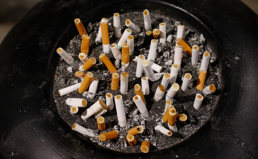 California voters snuffed out big tobacco on Election Day, by approving a $2 per pack increase in the tobacco tax.