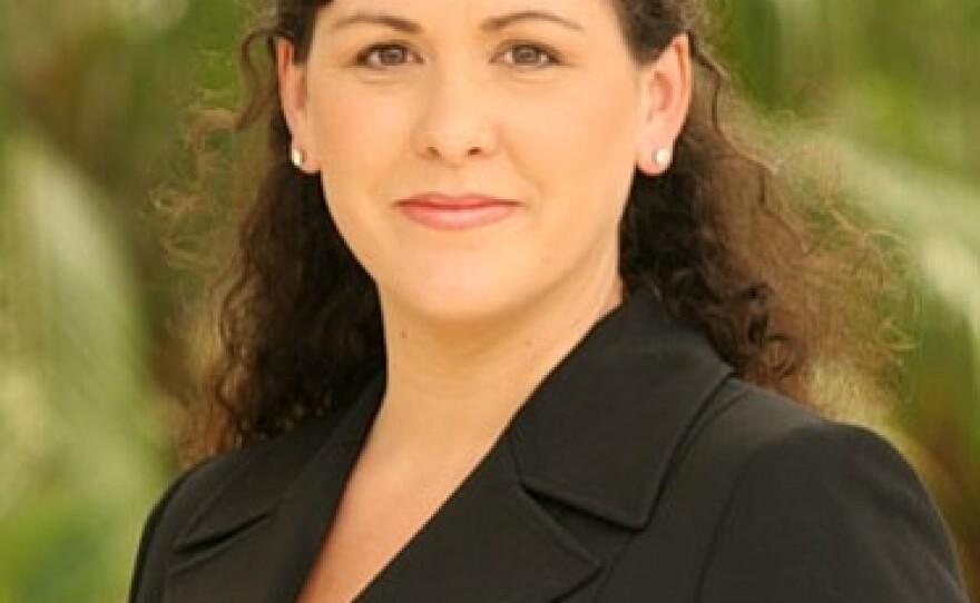 Assemblywoman Lorena Gonzalez, D-San Diego, is shown in this undated photo.