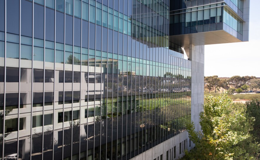 The UC San Diego Altman Clinical and Translational Research Institute is shown on Aug. 12, 2019. UCSD's Human Research Protection Program is housed in there.