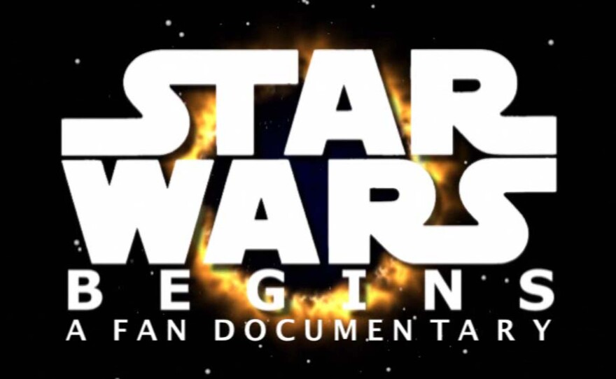"""Star Wars Begins"""