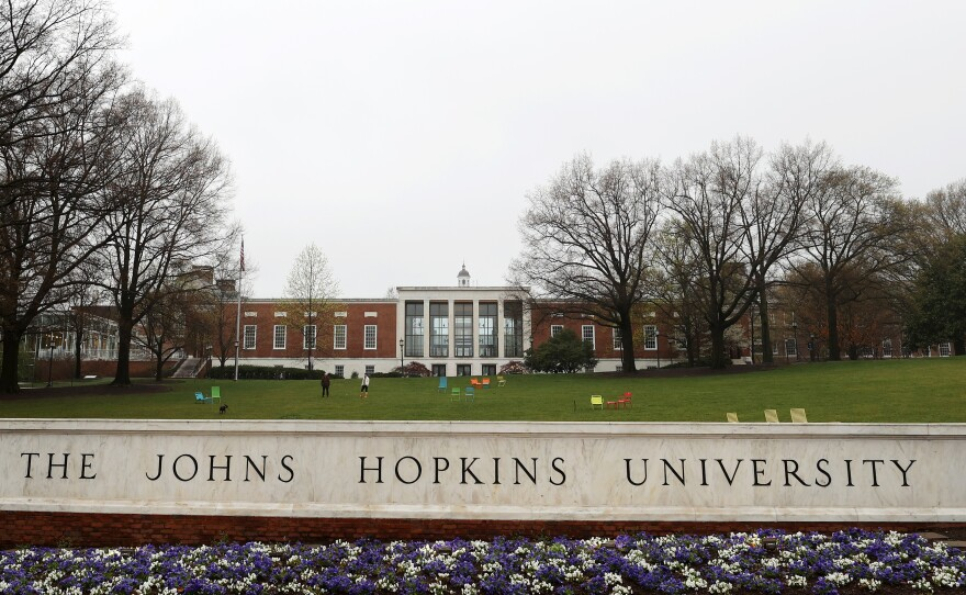 The founder of Johns Hopkins University was discovered to be a slaveowner in contradiction to the long-held narrative that the philanthropist was an abolitionist.