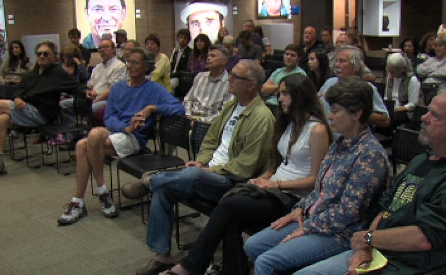 Leucadia Town Hall meeting, Encinitas library, May 2013