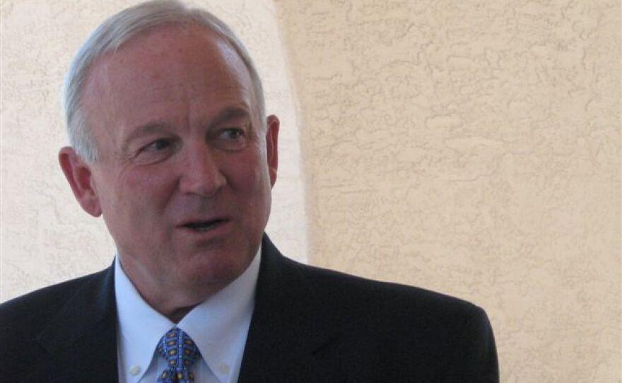 Jerry Sanders, Mayor of San Diego.