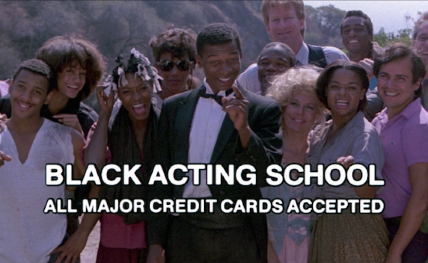 """Robert Townsend wrote, produced and starred in the 1987 satire """"Hollywood Shuffle,"""" which hilariously criticized Hollywood for its typecasting of African American actors."""