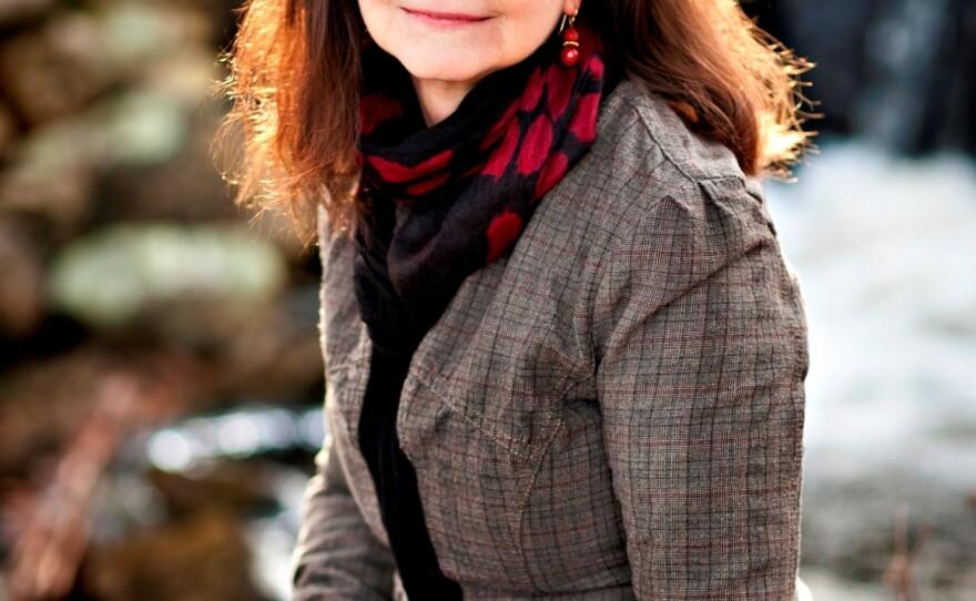 """""""Caleb's Crossing"""" author, Geraldine Brooks"""