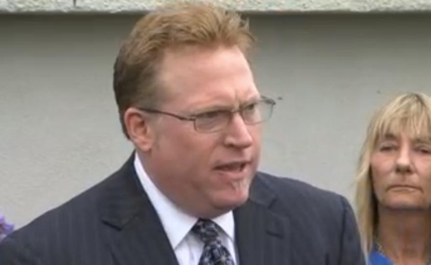 Attorney Cory Briggs.