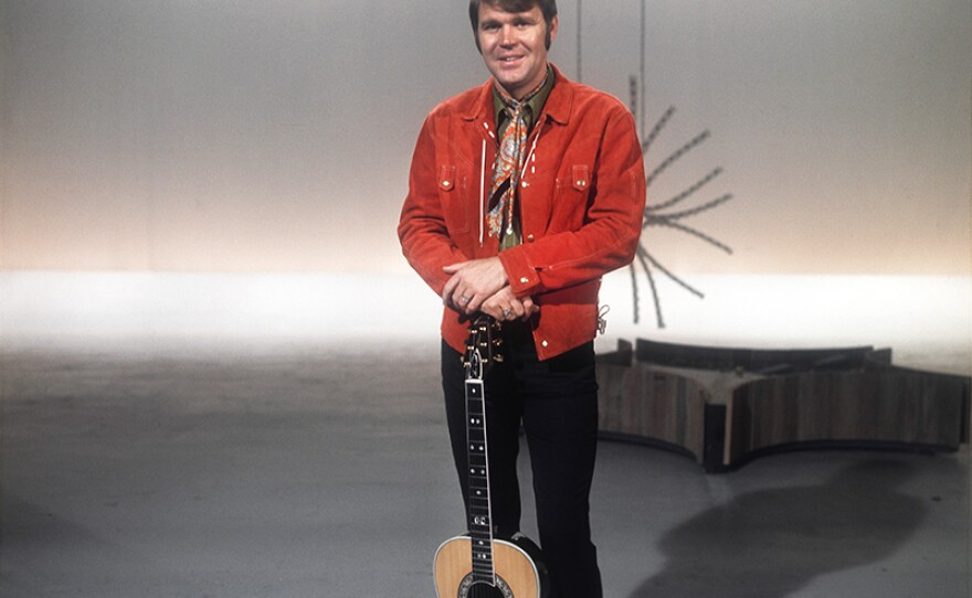 """Beloved country singer Glen Campbell performs his hit """"Wichita Lineman"""" on STORY SONGS (MY MUSIC) on PBS."""