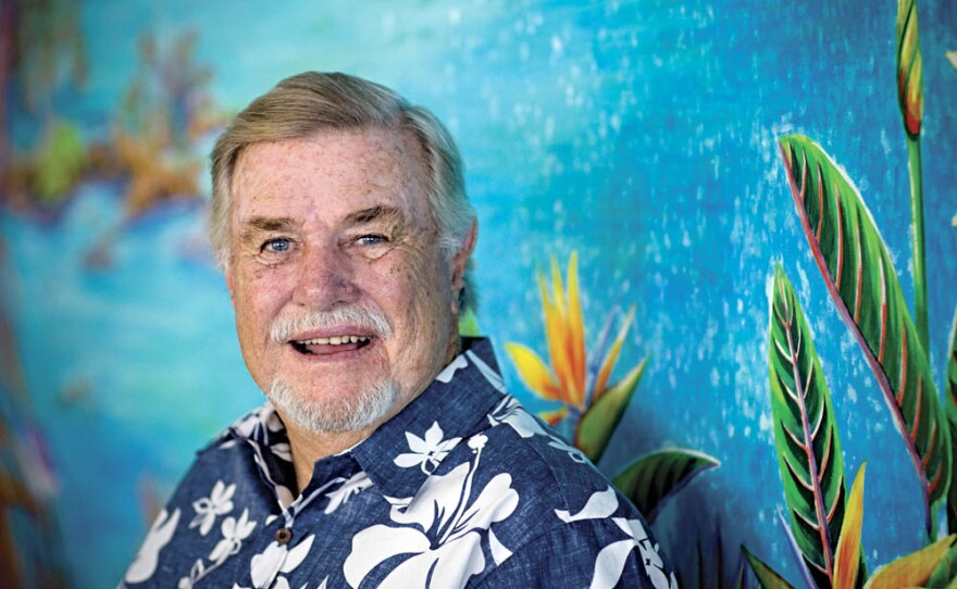 """Hang Ten Co-Founder Duke Boyd will be honored this weekend at the California Surf Museum's Annual """"Legends Day"""" event."""