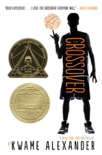 """""""The Crossover"""" by Kwame Alexander, the 2019 One Book for Teens selection"""