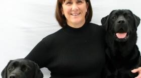 Freedom Dogs founder Meribeth Russell.