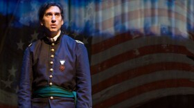 """Hershey Felder, actor, playwright and composer, wrote and stars in """"An American Story for Actor and Orchestra."""""""