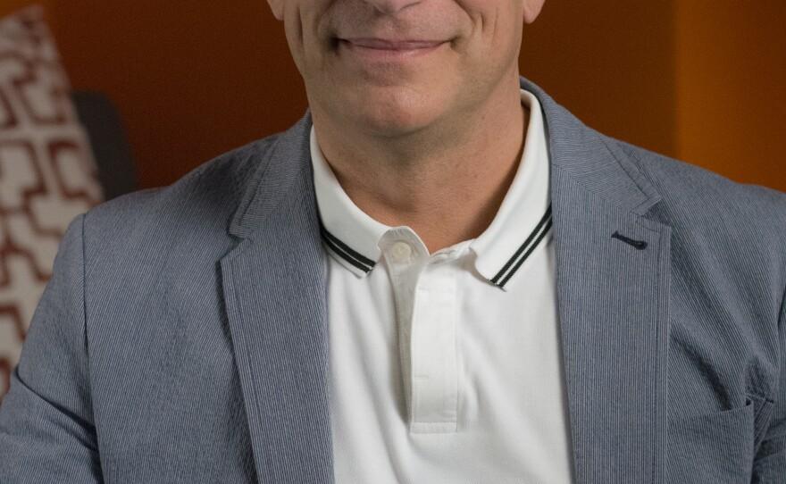 Portrait photo of Jonathan Bailey