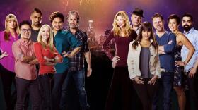 The finalists for the 9th season of Food Network Star.
