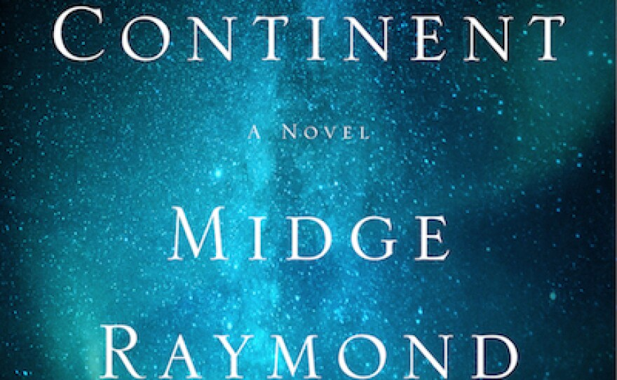 """The book cover for """"My Last Continent"""" by Midge Raymond"""
