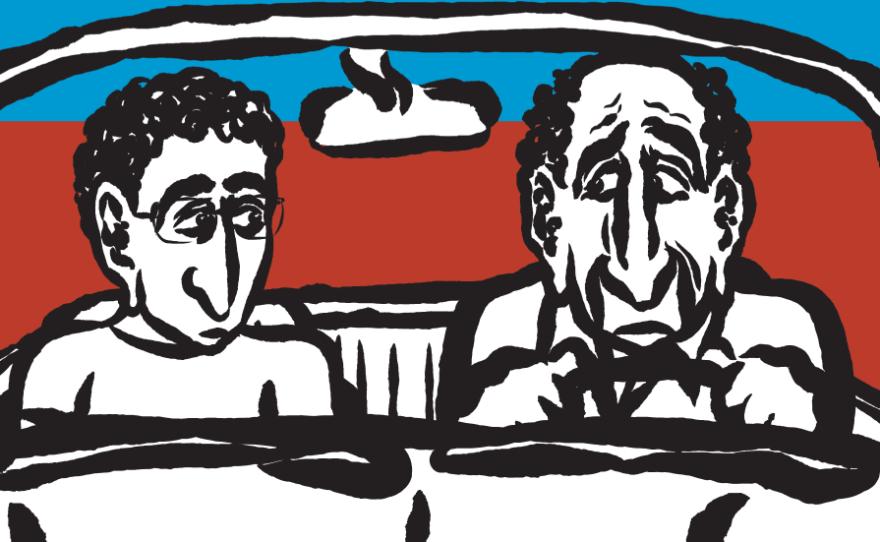 "Hana Harchol's ""Jewish Food for Thought"" screening tonight at 7:30pm."