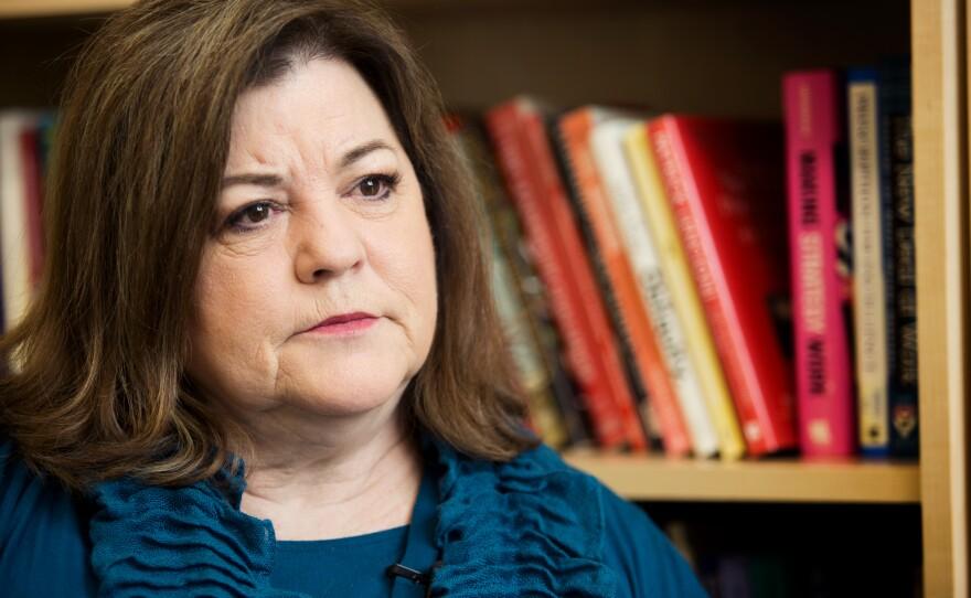 Debra Bakerjian, an associate adjunct professor at the Betty Irene Moore School of Nursing at UC Davis. She says the choice of music is key.