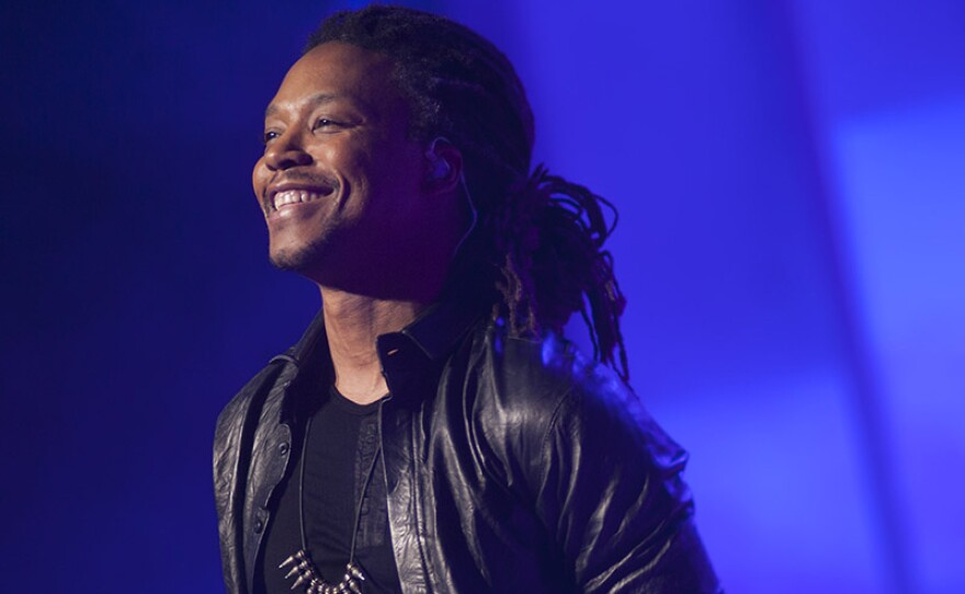 """Lupe Fiasco perform in GREAT PERFORMANCES """"Chicago Voices."""""""