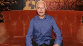 Actor James Michael Tyler, pictured at the Central Perk pop-up celebrating the 20th anniversary of <em>Friends</em> in September 2014 in New York City, has died at age 59.