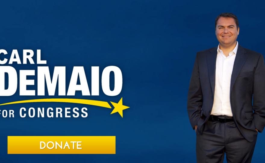 Carl DeMaio's website carldemaio.com.