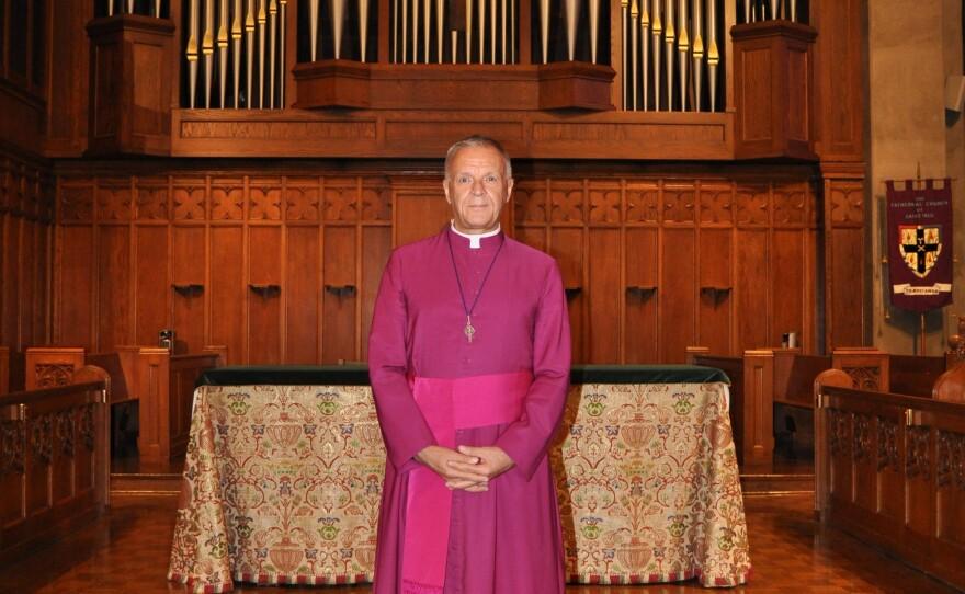 2014 LGBT Pride Month Local Hero, Reverend Canon Albert Ogle.