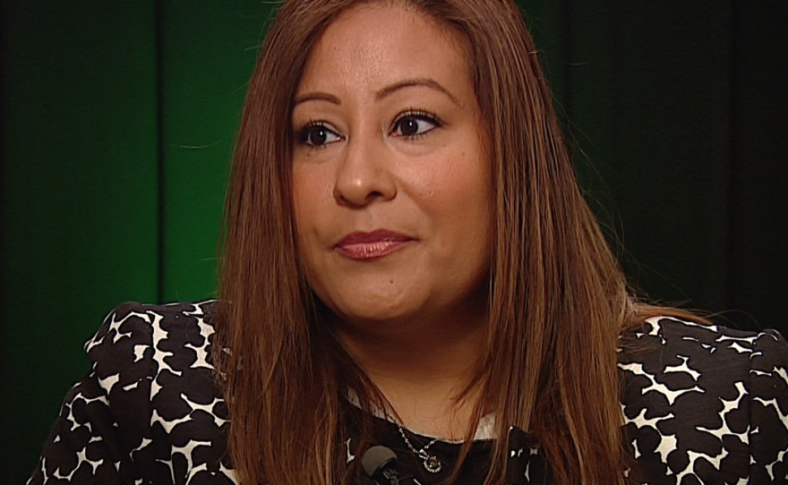 Glenda DeVeaux, a former YMCA interim executive director at the Motino branch in Oceanside, Feb. 2016.