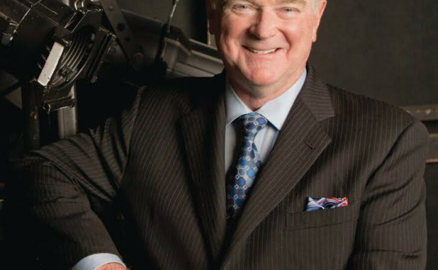 A portrait of Ian Campbell, the former general and artistic director of the San Diego Opera.